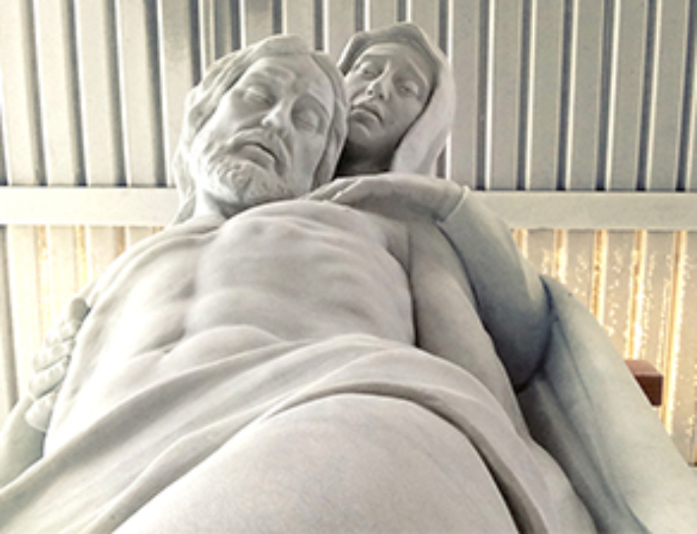 Pietà Rondanini & St.Helen