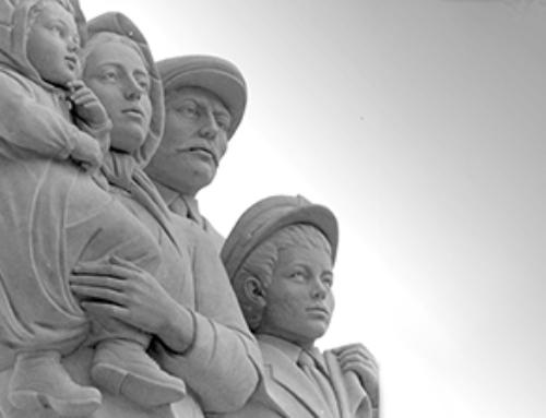 Monumento agli Immigrati