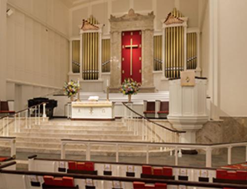 St.Luke United Metodist Church